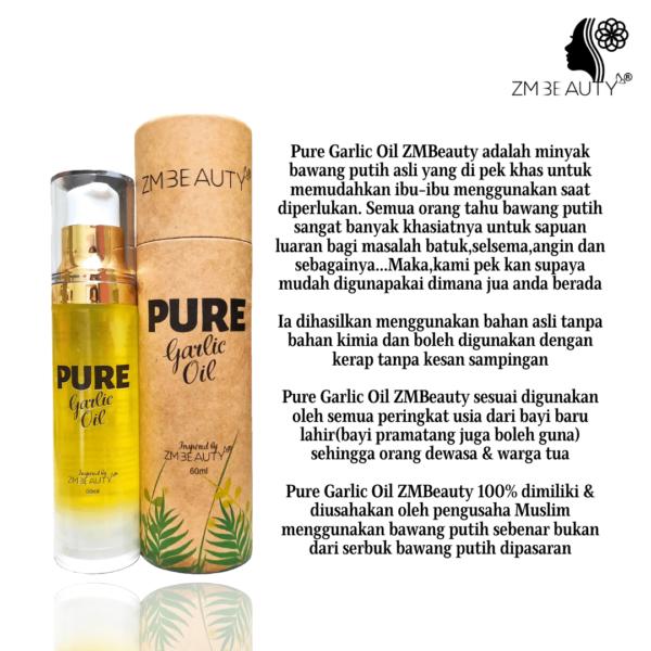 pure garlic oil2