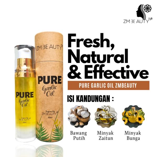 pure garlic oil3