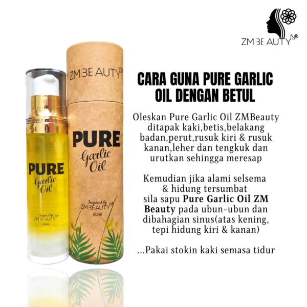 pure garlic oil4