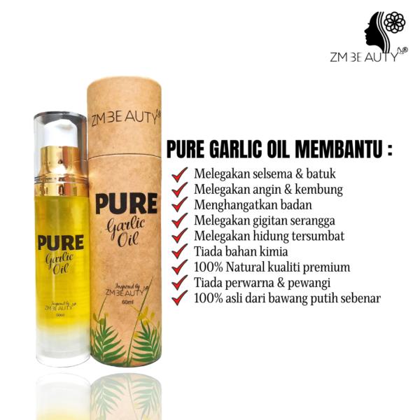 pure garlic oil5