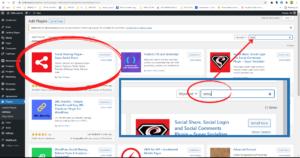 5 langkah mudah pasang plugin share media sosial di wordpress3