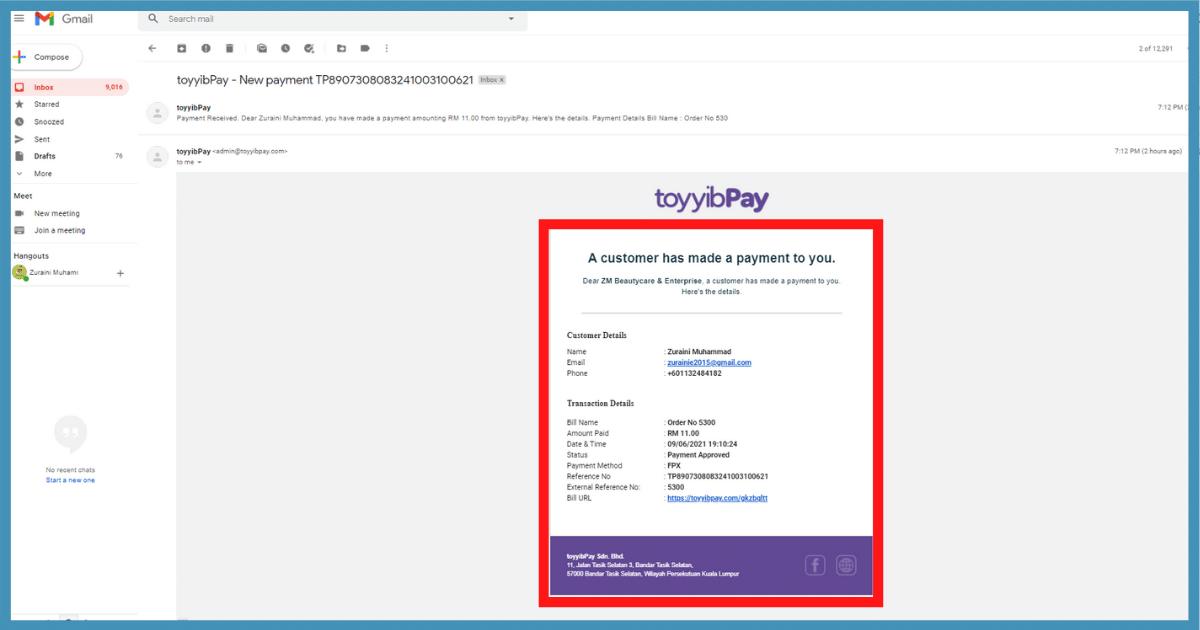 5 langkah setting email notifikasi woocommerce di wordpress13